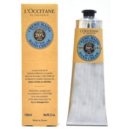 lavish treatsreview l occitane shea butter hand cream. Black Bedroom Furniture Sets. Home Design Ideas