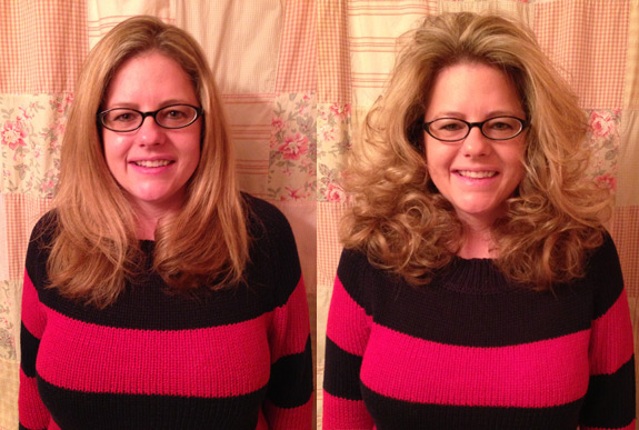 By Process For Creating Modern Curls With Hot Rollers T3 Voluminous Set