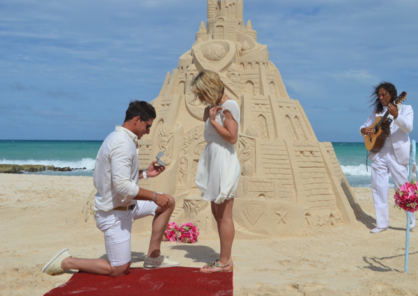 The Most Epic Proposal Ever
